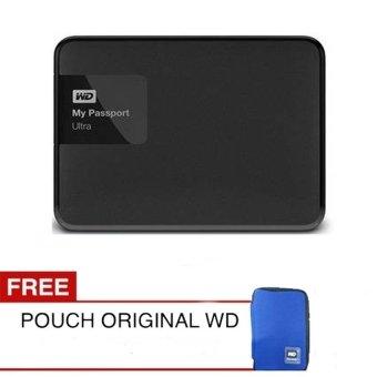 Jual Western Digital Premium Storage Passport Ultra 2Tb + Gratis Pouch Hitam Harga Termurah Rp 2100000. Beli Sekarang dan Dapatkan Diskonnya.