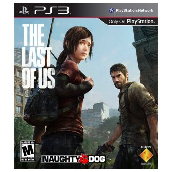 Sony PlayStation 3 Game The Last Of Us
