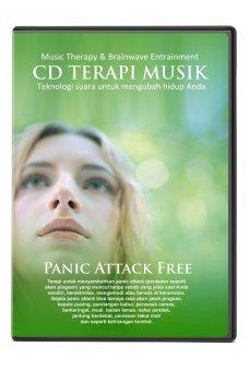 Terapi Musik Panic Attack (Mengatasi Serangan Panik)