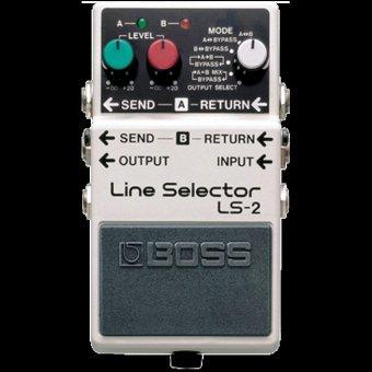 Boss Efek Gitar Line Selector LS-2