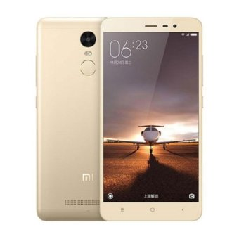 Xiaomi Redmi Note 3 4G LTE - 2 GB - 16 GB - Gold