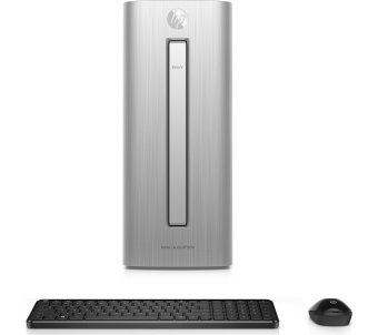 HP ENVY 750-101D - i7-6700 - 4Gb - 1Tb - NVIDIA GeForce GTX 745 4GB - Windows10 - LED 23cw IPS Monitor - Resmi