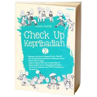 Suka Buku Check Up Kepribadian 2