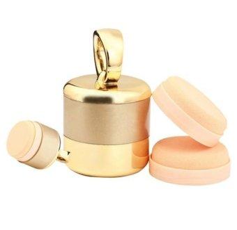 QN Vibrator Puff - Gold