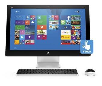 HP Pavilion 23-Q164D Touchsmart AIO - i7-6700T - 4GB - 1TB - AMD R7 A360 2G - 23