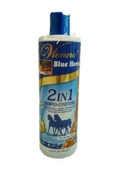 Vienna Blue Horse 2IN1 Shampoo+Conditioner