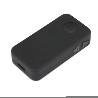 Bluetooth Music Streaming 3.5mm Stereo Home Car Wireless Audio Receiver Adapter (Intl)