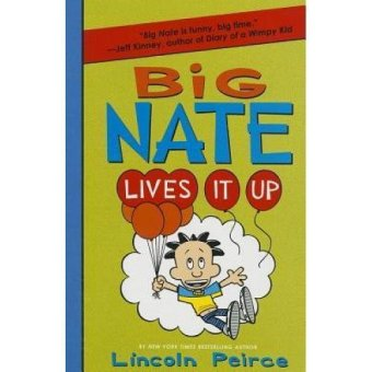 Periplus - Big Nate Lives It Up