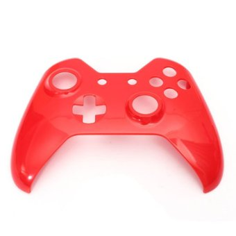 Wireless Controller Full Shell Case Housing All Buttons for Xbox One (Red) (Intl)