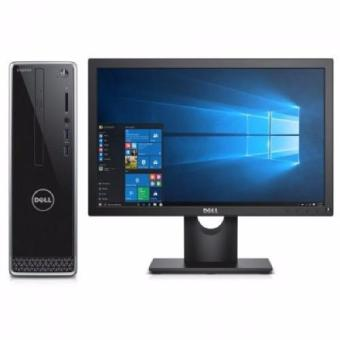 Jual DELL Inspiron 3250DT - Core i3-6100T - 4GB - 500 GB - Win 10 - LED 18.5