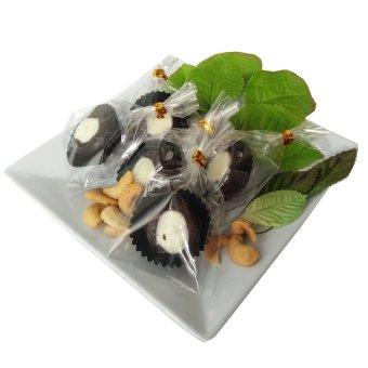 harga Luve Cake - Jual Coklat Mente Motif Keong Putih - 12 plastik @30 biji Lazada.co.id