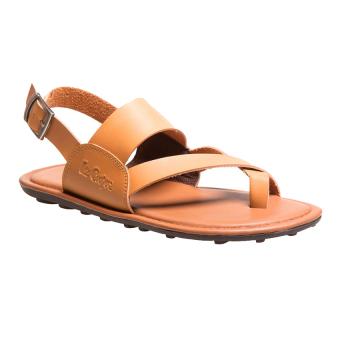 harga Lee Cooper LC - 30 Gladiator Sandals - Camel Lazada.co.id