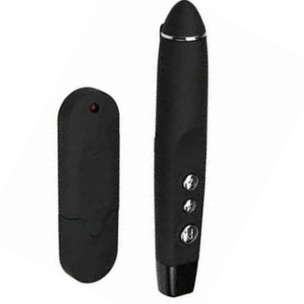 Wireless Laser Pointer Presenter PP-1000 - Hitam