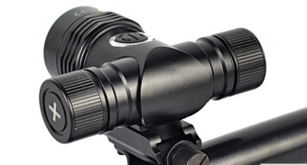 New 2200LM XM-L LED 3-Modes Super-Light Bicycle Bike Front Head Light Torch Flashlight (Intl)