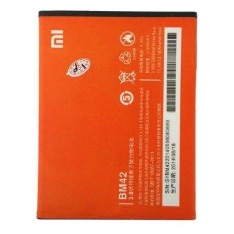 Universal Original Baterai for Xiaomi Redmi Note 3200mAh terpercaya