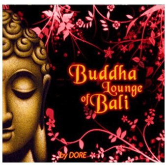Maharani Record - Budha Lounge Of Bali - Music CD