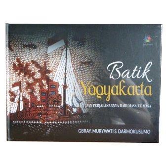 Prenada - Batik Yogyakarta dan Perjalanannya dari Masa ke Masa - GBRAY. Murywati S. Darmokusumo