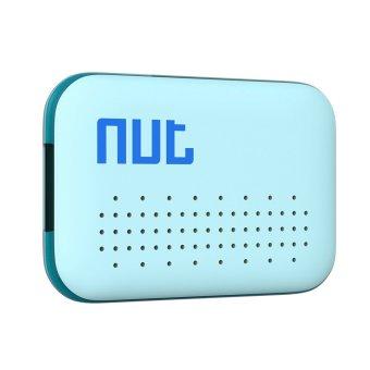 Mini Nut Smart Bluetooth Tracker Location Tag (Blue) TH239 - Intl