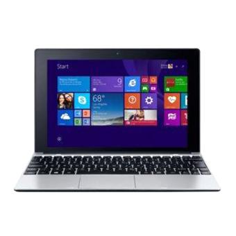[Ex - Service] Acer One 10 Laptop - 2 GB RAM - Quad Core Z3735F -10.1 - Silver.