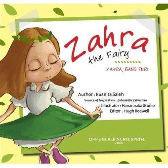 Alifa Enterprise - Buku Zahra The Fairy