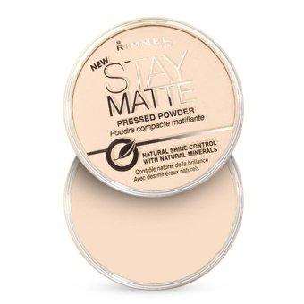 Rimmel - Stay Matte Powder - Transparent