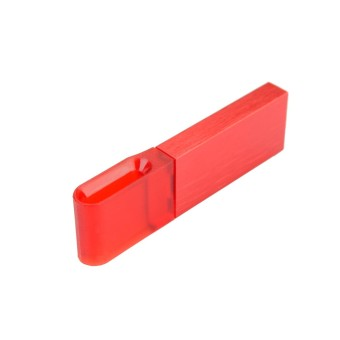 Autoleader 128MB Slim PC Chip USB 2.0 Memory Storage Stick Flash Thumb Pen Drive Red (Intl)