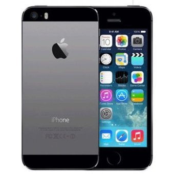 Apple iPhone 5S - 16 GB - Abu-abu