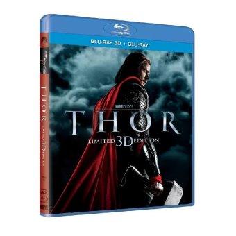 Thor 3D Edition (Blu-ray) (Intl)