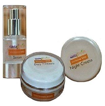 Gluta - Whitening Fresh 3 IN 1 - Serum, Day Cream, Night Cream