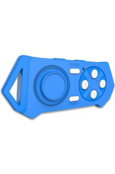 ZHENGQI Wireless Bluetooth Gamepads Game Controller for Android/IOS/PC (Blue) (Intl)