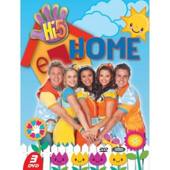 Emperor Edutainment DVD HI-5 Home 3 DVD