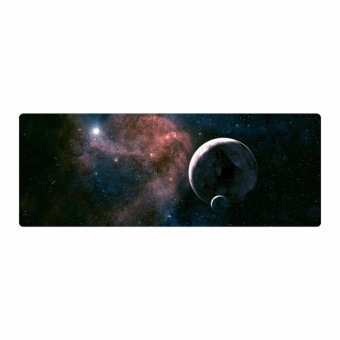 90*40*0.35cm Large Computer Gaming Mouse Mat Mousepad Easy Move (Intl)