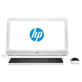 HP 20-E122L All in One PC - Intel Celeron Dual Core N3700 - RAM 2GB - 19,45