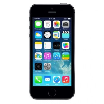 Refurbished Apple iPhone 5S - 16GB - Abu-abu - Grade A