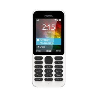 Nokia 215 - 8MB - Putih