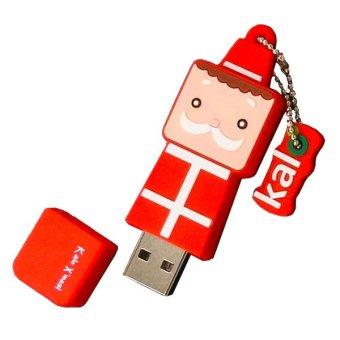 Kalo Design USB Flash Drive X'mas Series - Santa Claus 16G