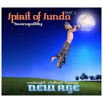 Maharani Record - Spirit Of Sunda Tranquility Part 2 - Music CD
