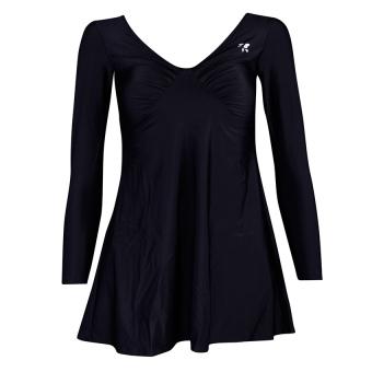 harga Lasona Baju Renang Rok Wanita SWJ-C1286-L4 - Hitam Lazada.co.id