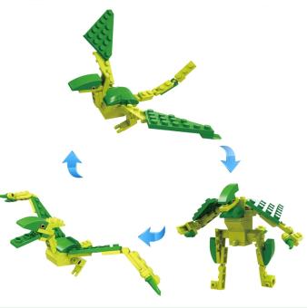 harga Cogo Dino Pterosaur 3 in 1 3008-8 - Mainan Edukasi Block Dinosaurus Pterosaur Lazada.co.id