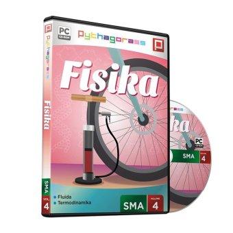 Tokoedukasi CD Pembelajaran SMA Fisika Vol.4 – Fluida