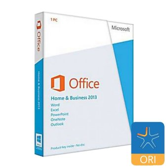 Microsoft Office 2013 Home & Business FPP