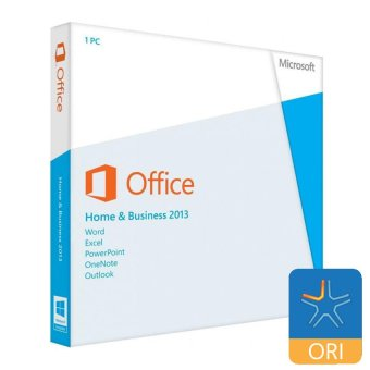Microsoft Office Home & Business 2013 FPP