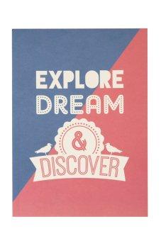 Ncore Journal Explore Dream Discover