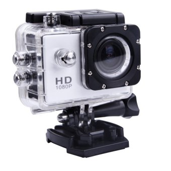 Kogan Action Camera 1080p - 12MP - Putih