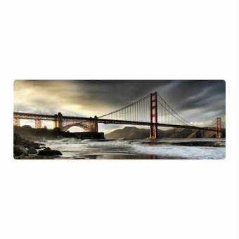 80*30*0.2cm Large Computer Gaming Mouse Mat Mousepad Easy Move (Intl)