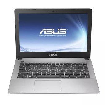 Asus A455LF-WX039D - Intel Core i5 5200U - 4GB RAM - 14'' - Hitam