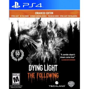 Sony Ps4 Dying Light: The Following – Enhanced Edition