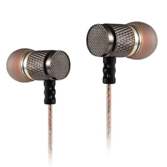 Zenith Special Edition 7mm In-Ear Earphones Dual Magnetic Sound Unit - KZ-ED - Multi-Color