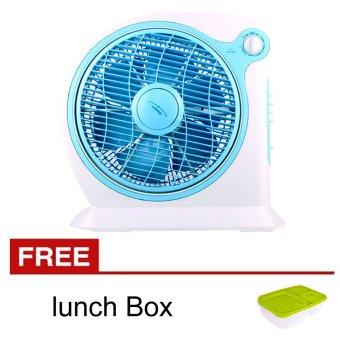 harga Maspion Kipas angin JF 2122T - Biru + Gratis Lunch Box Lazada.co.id