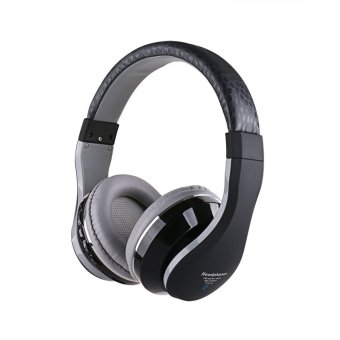 Wireless Bluetooth Headphone (Black)